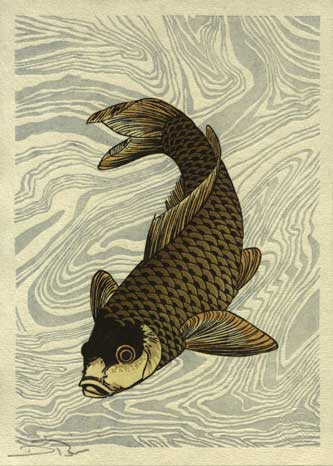 Stowe boyd hokusai for Japanese koi fish names