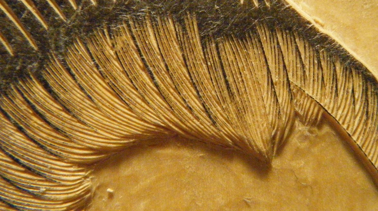 Hair carving
